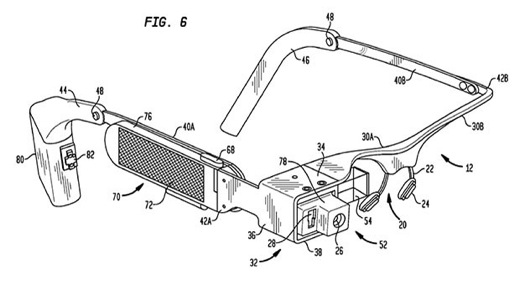 first-google-glass-glasses-smart-specs-feature-patent