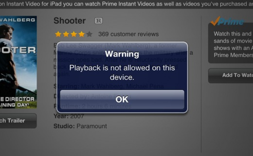 jailbreak-Amazon-video-movie-app-ipad-error-warning
