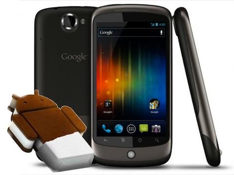 Android Ice Cream Sandwich arriva anche su HTC HD2, Google ...
