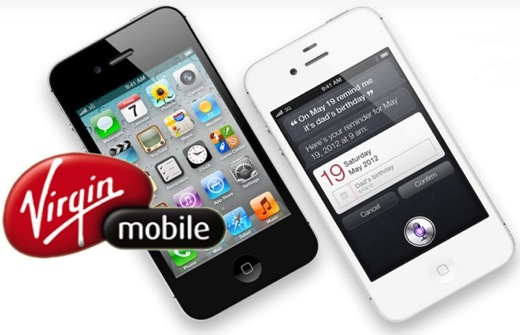 two phones-virgin-mobile-iphone-iphone4s-4s-iphone4-image-photo-logo